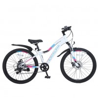 Велосипед 24 TT Katalina 12 белый