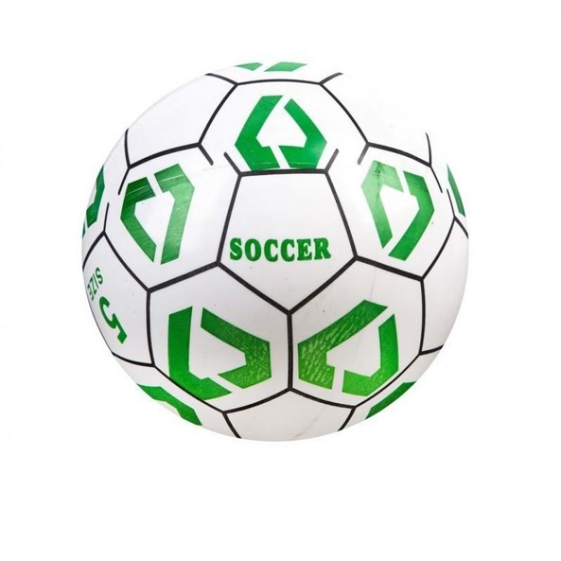 Мяч  C20402 ПВХ Футбольный, 22см 80гр.