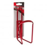 Флягодержатель STG HX-Y14 алюминиевый  красный