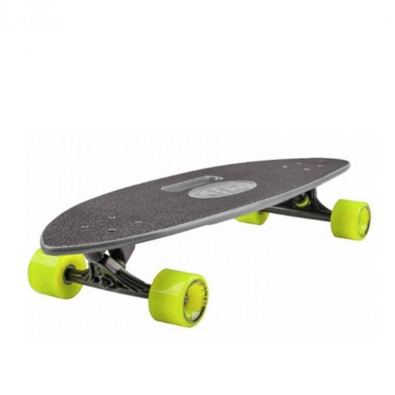 Скейтборд  ТТ  Fishboard 31 black (4)  TLS-409