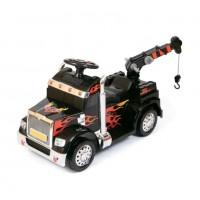 Электромобиль детский ZPV100  50463 (Р) черный