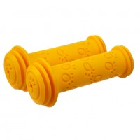 Грипсы  XH-G05, 113мм жёлтые