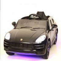 Детский электромобиль Porsche 50083  чёрный