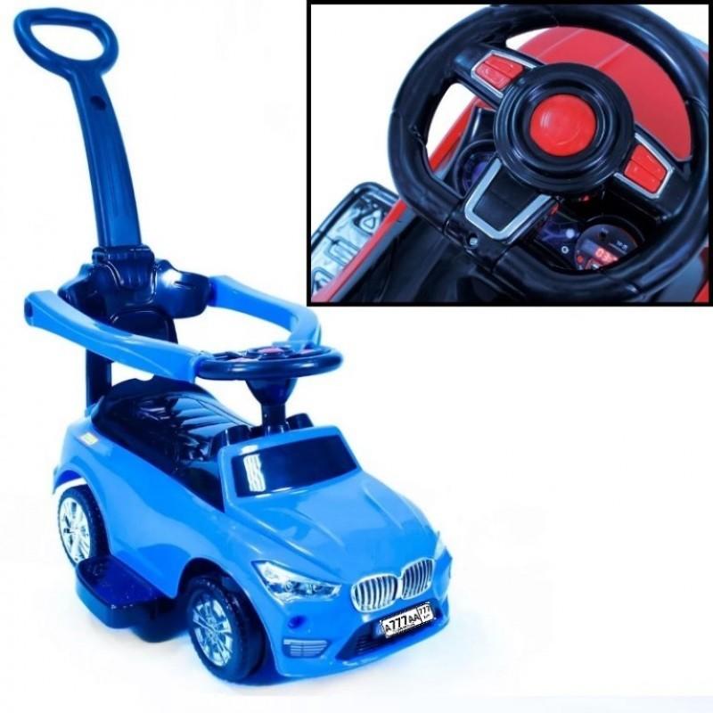 Каталка  BMW S03  50411 (Р) синий