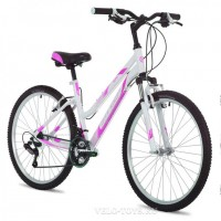 Велосипед 24 Stinger AHV.Laguna12WH9 белый