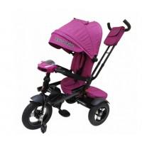 Детский 3-х колёсный велосипед Lexus Trike фиолетовый