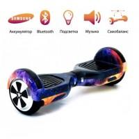 Гироскутер  6,5 Smart Balance Wheel Космос  Музыка + Самобаланс Whell new