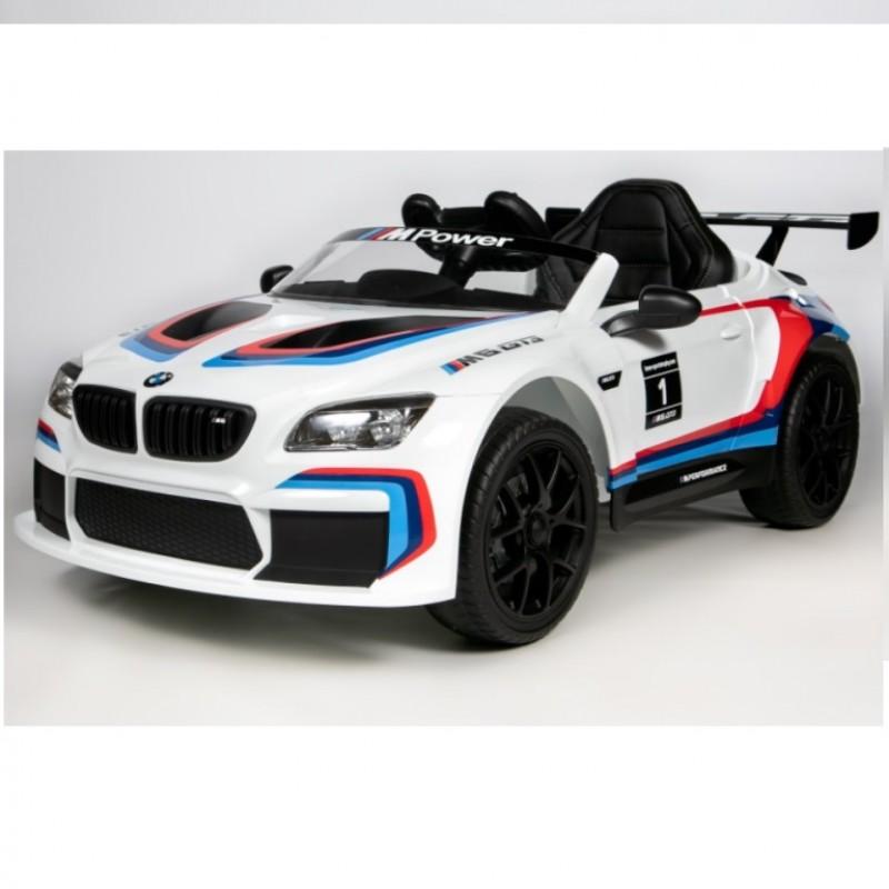 Электромобиль детский BMW 47097 (Р) Белый