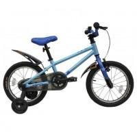 Велосипед 18  TT Gulliver синий (алюмин)