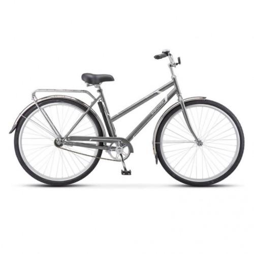 Велосипед 28 Stels Десна Вояж Lady серый Z010 2021