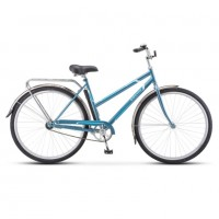 Велосипед 28 Stels Десна Вояж Lady  голубой Z010