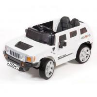Электромобиль детский Hummer 45537 (Р) белый