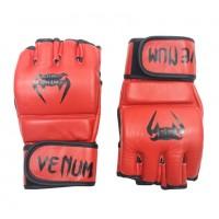 Перчатки для MMA VENUM (M) красные
