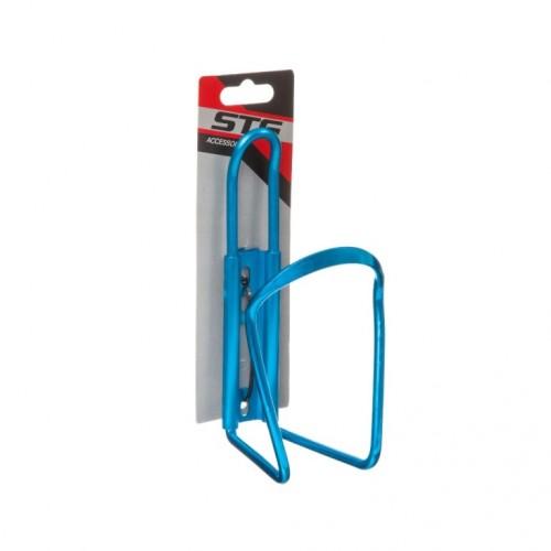 Флягодержатель STG HX-Y14 алюминиевый  синий