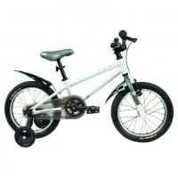 Велосипед 18  TT Gulliver серый  (алюмин)