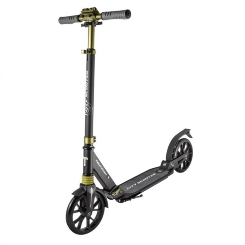 Самокат TT City Scooter 2020 (Черный) АКЦИЯ!!!