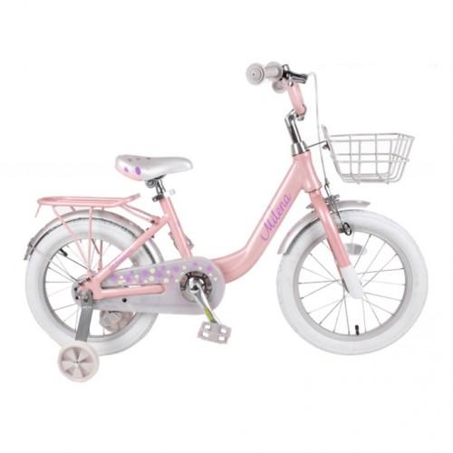 Велосипед 20 TechTeam Milena розовый,  алюминий