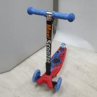 Самокат Scooter Maxi Print складной TJ-701PF 6 цветов 1/6