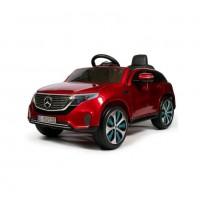 Электромобиль детский  Mercedes-Benz EQC400 4MATIC HL378  51710 (P) красный глянец