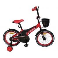 Велосипед 18 Nameless Cross, красные/черный