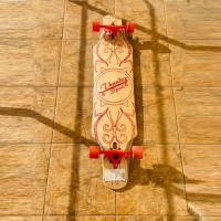 Скейтборд  T81470   лонгборд ,дека 42.5