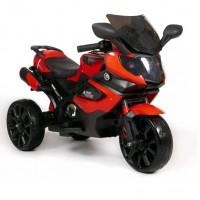 Электромотоцикл детский YS9988 красный 2-х моторный