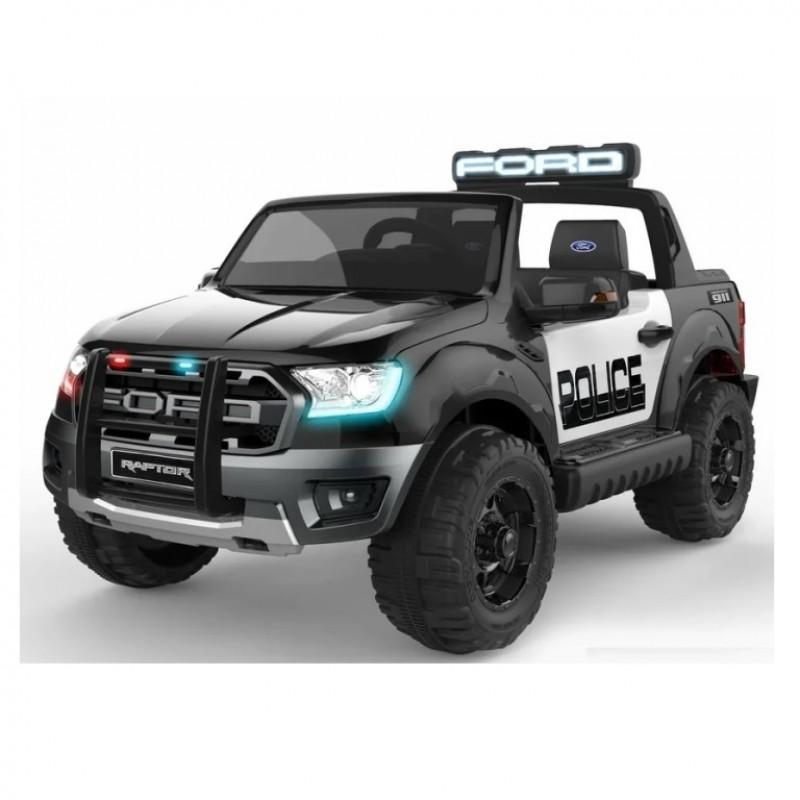 Электромобиль детский Ford License F150RP   51703 (P) , белый