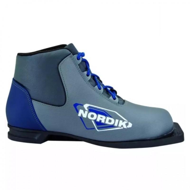 Ботинки лыжные  41р. 75мм Nordic синт