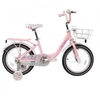 Велосипед 16  Tech Team Milena розовая (алюминий)