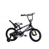 Велосипед 16 Nameless Sport, черный/серебристый