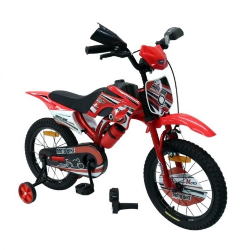 Велосипед 16 OSCAR MOTO BIKE   АКЦИЯ!!!