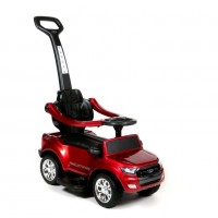 Каталка  Ford Ranger DK-P01P 50386 глянец красный (Р)