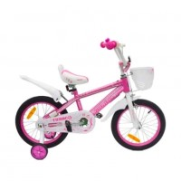 Велосипед 18 Bibitu Turbo розовый