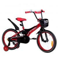 Велосипед 20 Nameless Cross, красный/чёрный