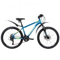 Велосипед 24 Stinger SHD.CAIMD.14BL10 синий