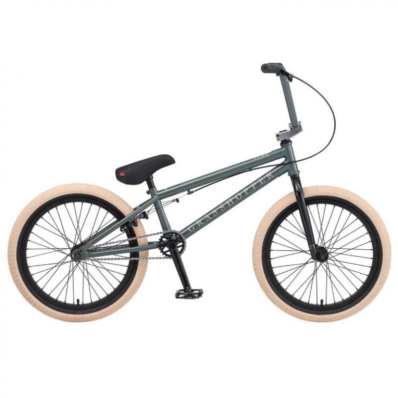 Велосипед трюкавой 20 TT Grasshoper оливковый (АКЦИЯ!!!)