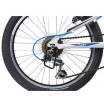 Велосипед 20 Novatrack AH6V Lumen WT9  АЛ 6-ск