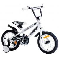 Велосипед 12  Nameless SPORT, белый/черный