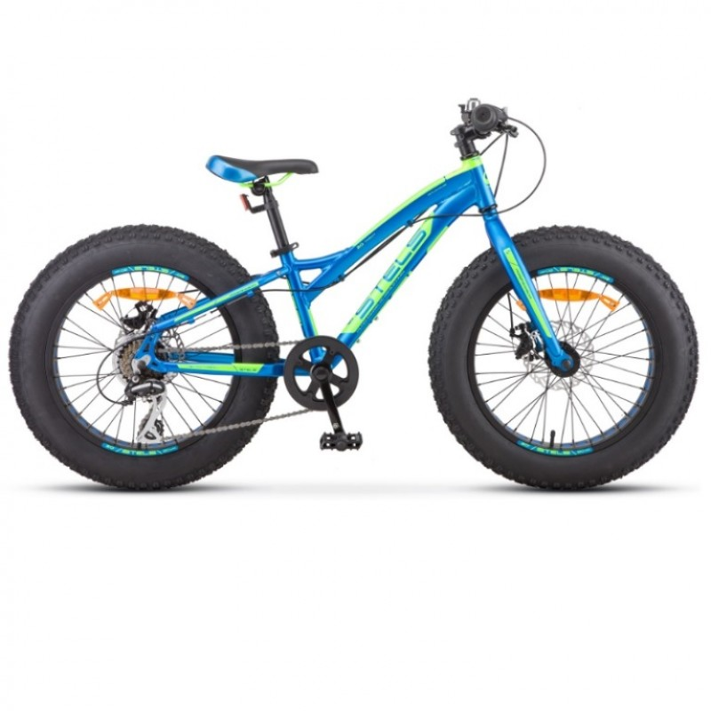 Велосипед 20 Fat bike STELS Aggressor MD 20