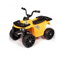 Электроквадроцикл детский O777MM   51644 (Р) жёлтый