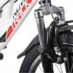 Велосипед 20 Novatrack SS6V Shark WT20 бел