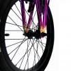 Велосипед трюкавой 20 TT Millenniumцвет-бензин (АКЦИЯ!!!)