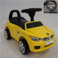 Каталка 45016  БМВ  мп3  жёлтый
