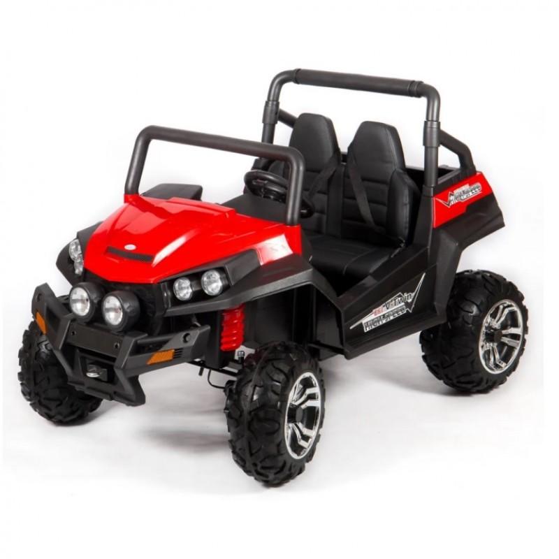 Электроквадроцикл детский 47079 (Р) красный