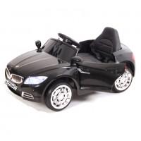 Электромобиль детский BMW 47914 седан черный
