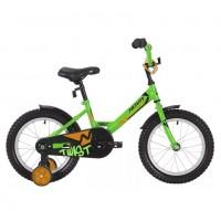 Велосипед 14 Novatrack Twist.GN20 зелёный  АКЦИЯ!!!
