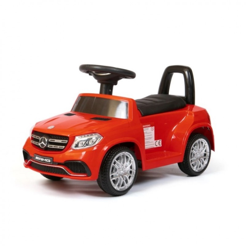 Электромобиль детский Mercedes-Benz AMG GLS63 HL600 50383 (Р)  красный