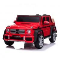 Электромобиль детский Mercedes-Maybach S650 G650 (T101TT) крас. глянец