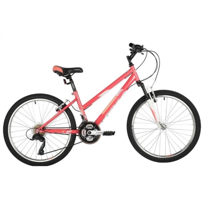 Велосипед 24 Foxx Salsa 24SHV.SALSA.14PK1 розовый  АКЦИЯ!!!