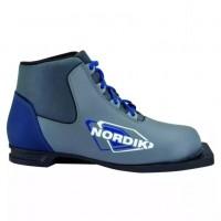 Ботинки лыжные  45р. 75мм Nordic синт